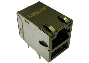 RJ45 USB وصلة